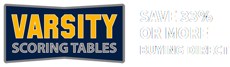 Varsity Scoring Tables Logo