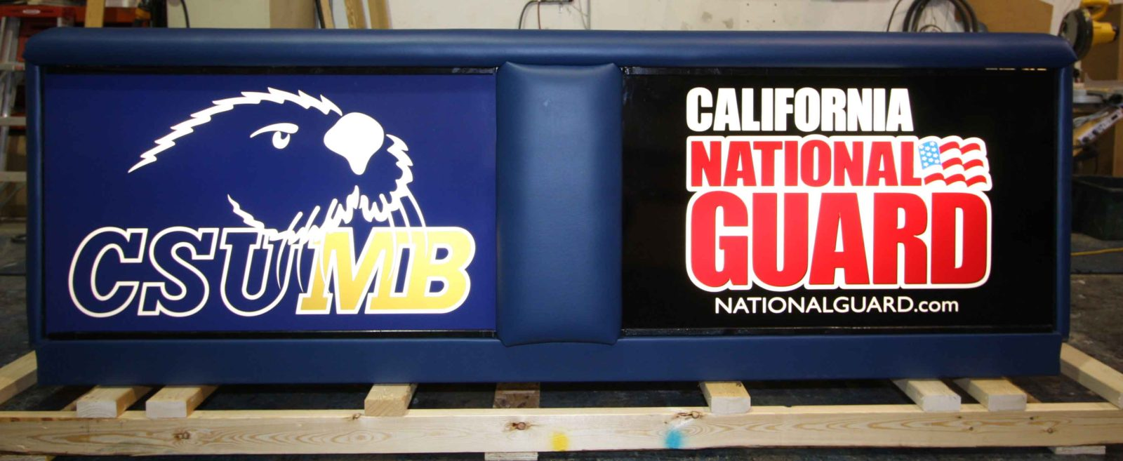California National Guard Scoring Table